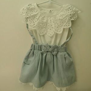 Other - Sweet hollow out lace Dress